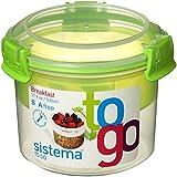 Sistema 25355 Breakfast To Go, 530 ml, grün