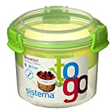 Sistema 25355 Breakfast To Go, 530 ml, grün