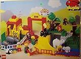 LEGO 2669 lego DUPLO Zoo mit vielen Tieren