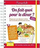Best Livres de 2015 pour les enfants - ON FAIT QUOI POUR LE DINER ? MEMONIAK Review