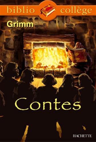 Contes de Grimm par Le Scanff