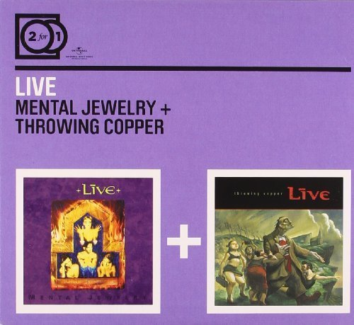 Mental Jewelry/Throwing Copper by Live (2010-05-18) (Throwing Copper Live)