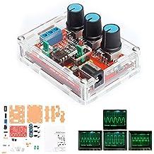 Hrph XR2206 Función Generador De Señal DIY Kit Sine Square Salida 1HZ-1MHZ