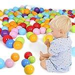GEEDIAR� 100 x Balles color�es pour p...