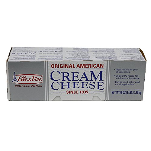 Elle and Vire American Cream Cheese, 1.36kg