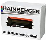 Hainberger Toner für Brother TN135 Black HL-4040CN HL-4050CDN HL-4050CDNLT HL-4070CDW DCP-9040CN DCP-9042CDN DCP-9045CDN MFC-9440CN MFC-9450CDN MFC-9840CDW
