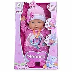 Idea Regalo - Nenuco Famosa 700013380 - Bambola Piange, Colori Assortiti