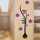 3d acryl wandtattoo,Eingang-wandtattoo,Sofa tv hintergrund wand aufkleber dekorative wandtattoo wandsticker für wohnzimmer-G 79x200cm(31x79inch)