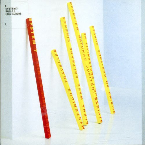 Point 3 Fire Album