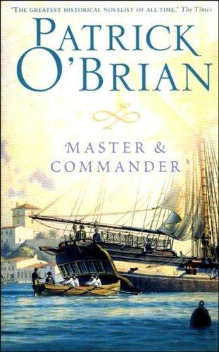Master and Commander par Patrick O'Brian