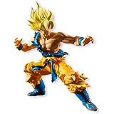 Bandai - Figurine Dragon Ball Z - Dragon Ball Styling Super Saiyan Son Goku 12cm - 4543112912152