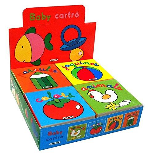 Baby cartró (Pack de 12 libros - 3 por cada título) (Baby Cartro)