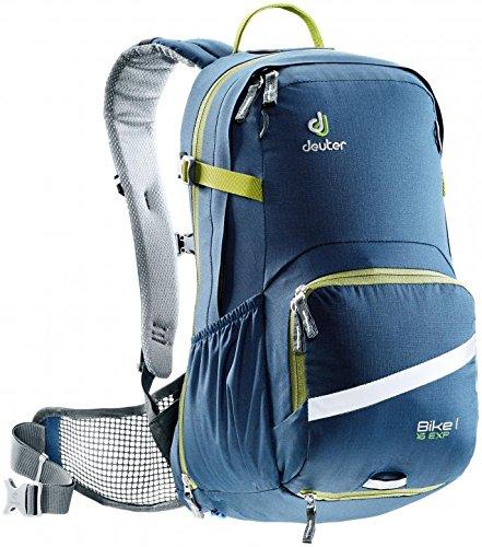 Preisvergleich Produktbild Deuter Unisex-Erwachsene Bike I Air Exp 16 Backpack,  Grün (Midnight / Moss),  24x36x45 centimeters