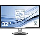 "Philips BDM3270QP Ecran PC LED 32"" 2560 x 1440 4 ms DVI/VGA/HDMI Noir"
