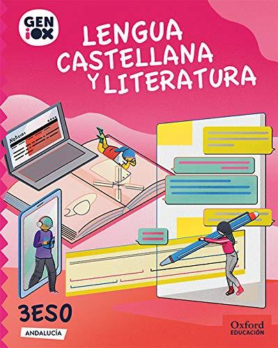 Lengua Castellana y Literatura 3º ESO GENiOX Libro del Alumno (Andalucía)