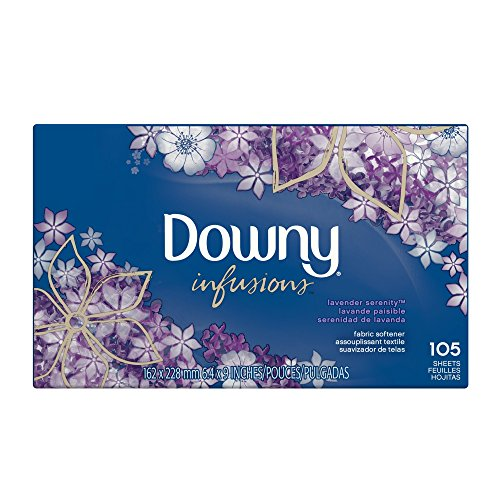downy-infusions-105-tumble-dryer-sheets-from-the-usa-lavender-serenity