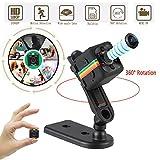 Spion Versteckte Drahtlose Mini-Kamera-MENYANG 1080P HD Tragbare Mini-Überwachungskamera Mit Nachtsicht / Bewegungserkennung, Perfekte Indoor Covert Überwachungskamera Für Zuhause, Büro, Auto, Drohne Etc.