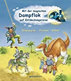Mit der magischen Dampflok auf Entdeckungsreise: Dinosaurier