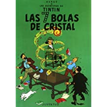 C- Las siete bolas de cristal (LAS AVENTURAS DE TINTIN CARTONE)