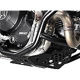 Protección de motor Ducati Scrambler Icon 15-16 negro