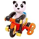 elliot 9080800 Z-Wind-Ups 9080800 Bruno Panda auf Dreirad/Bike rider panda Z-Wind Ups Panda