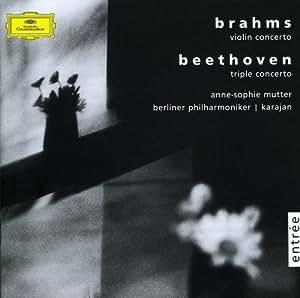 Brahms - Violinkonzert D-Dur / Beethoven - Tripelkonzert