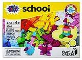 #2: Saffire Classic Creative Bricks, 250Pcs