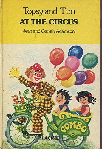 Topsy and Tim at the circus