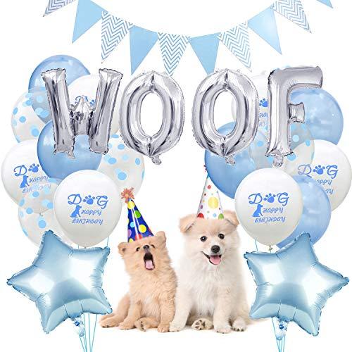 Legendog Dog Birthday Decorations Party Supplies