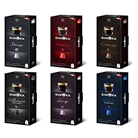 100 Nespresso Compatible Coffee Capsules Espresso Italia (1. Mixed Pack)