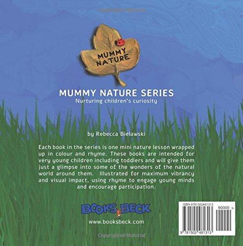 Bees Like Flowers: Volume 2 (Mummy Nature)