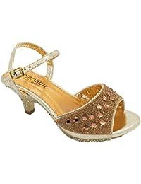 London Footwear - Zapatos de tacón  chica
