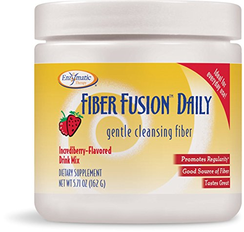 fiber-fusion-plus-incrediberry-drink-mix-57-oz-162-g-enzymatic-therapy