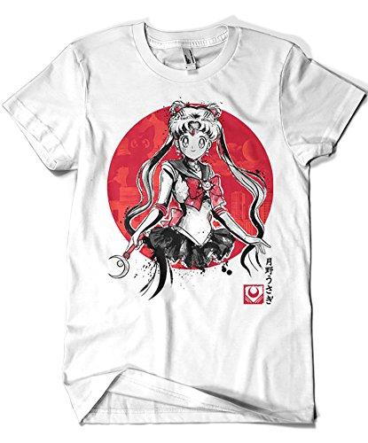 Camisetas La Colmena Herren T-Shirt weiß weiß Weiß