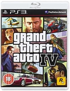 Grand Theft Auto IV (PS3) (B000E6HH74) | Amazon Products