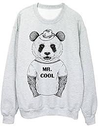 Amazon.fr   pull panda - Youdesign   Vêtements ba3ef770472e