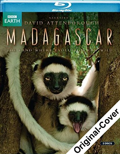 Madagaskar - Ein geheimnisvolles Wunder der Natur [Blu-ray]