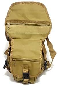 Jambe militaire poche utilitaire (CB Coyote Brown) + porte-bouteille avec Sabage ~! Lors de l'utilisation de la ville! (Japon import / Le paquet et le manuel sont ?crites en japonais)