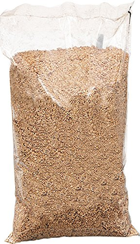 FLADEN Alder Smoking Wood Chips Natural and Untreated (Small Cut) for BBQ or Home Smoking Oven Approx. 500g [36-1231]