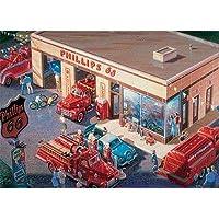 Comparador de precios Serendipity Puzzle Company A Busy Saturday 1000 Piece Jigsaw Puzzle by Serendipity Puzzle Company - precios baratos