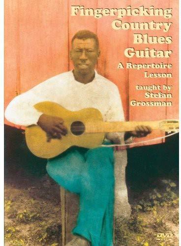 Fingerpicking Country Blues Guitar [UK Import]