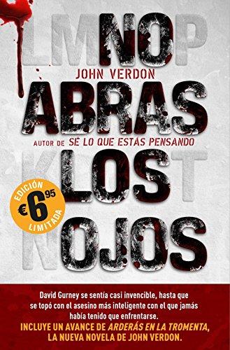 No Abras Los Ojos (Best seller / Thriller)