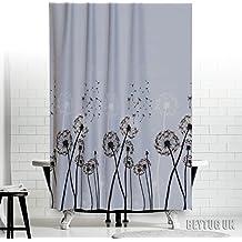 Amazon.fr : rideaux de douche sur mesure - Tropik Home