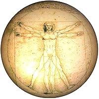 Pisapapeles Parastone da Vinci Vitruvian Man