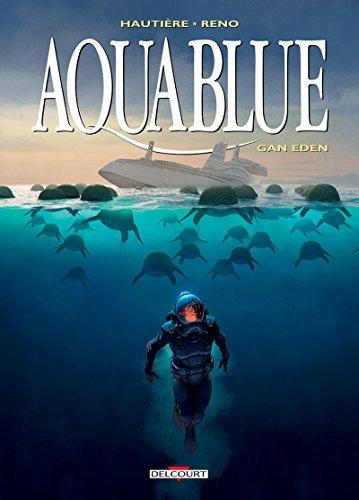 Aquablue (15) : Gan Eden