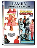 Mr. Nanny / Suburban Commando (Family Double Feature) by Various
