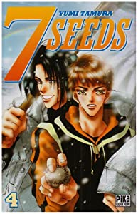 7 Seeds Edition simple Tome 4