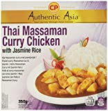 Cp Pollo al Curry Thai Massaman con Riso Jasmine - 350 gr