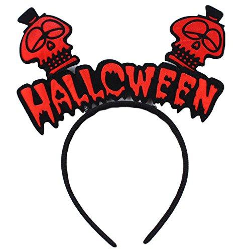 iTemer Halloween niedlich Stirnband hübsch Kopfbedeckung Bügel Hair Ornamente