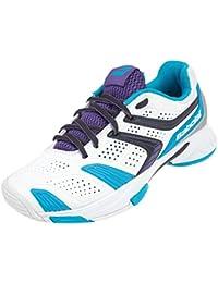 Babolat - Drive 3 lady blc bl vio - Chaussures tennis